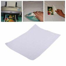 Heat Transfer Paper Iron on Transfer Paper Inkjet Laser Printer T-Shirt Printing