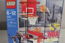 NIB LEGO SPORTS BASKETBALL SET 3584 RAPID RETURN Year: 2003 RARE