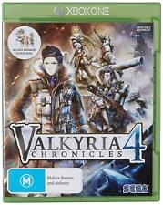 Valkyria Chronicles 4 Legendary Edition RPG Strategy Game Microsoft Xbox One Xb1