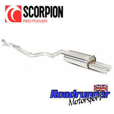 Scorpion SCN014 Citroen DS3 Racing & 1.6T Exhaust Cat Back Stainless Resonated
