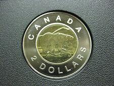 1999 Canadian Specimen Toonie ($2.00)