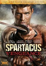 New Sealed Spartacus: Vengeance - The Complete Second Season DVD 2