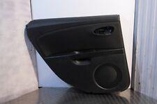 2007 SEAT LEON FR N/S/R PASSENGER SIDE REAR DOOR CARD 1P0867211