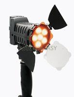 LED-5010 LED Video Light for DV Camcorder Hot Shoe Lamp Canon Nikon
