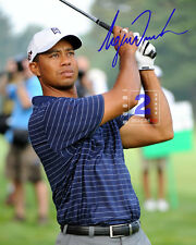 "Tiger Woods American professional golfer 8""x 10"" Signed Color PHOTO REPRINT"