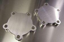 "Fits Torq Thrust American Racing Aluminum Wheel Flat Center 2-1/8"" Cap 1/2"""