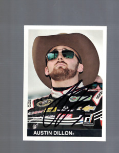 Austin Dillon NASCAR Race Driver Signed Racing Card W/Our COA