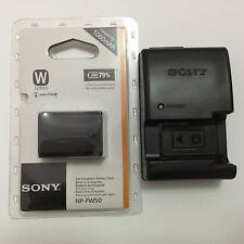 NP-FW50 & BC-VW1 For Sony NEX-3 3D 3DW 3K 5K 5C NEX-3C NEX-5 5DB 5HB A55 A33