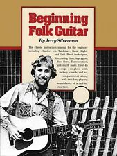 Beginning Folk Guitar - Book NEW 014003841