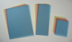 3M Lapping Film, 100-0,3 MIC, 10 GRITS - 3 SIZES available, mylar,