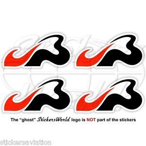 "JULES BIANCHI JB Formula 1 F1 50mm (2"") Sticker Adesivo Aufkleber Autocollant x4"
