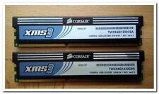 Corsair (2x4GB, PC3-1333), DDR3 SO-RAM, (TW3X4G1333C9A) gebraucht