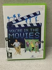JEU XBOX 360  YOU'RE IN THE MOVIE AVEC NOTICE