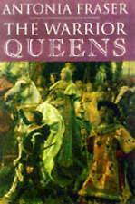 Warrior Queens,Fraser, Antonia,Very Good Book mon0000017358
