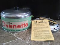 Vintage WEST BEND Ovenette STOVE TOP OVEN Bakes Potatoes Cakes Pies