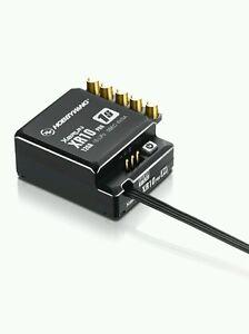 HOBBYWING XR10 PRO 120AMP 1S ESC SENSORED BLACK  ,GENUINE PRODUCT,SEALED