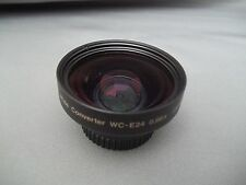 genuine NIKON WIDE CONVERTER WC-E24 0.66X  most coolpix 990 950 900 800 700 780