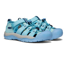 Keen Boys Newport H2 Walking Shoes Sandals - Blue Sports Outdoors Breathable
