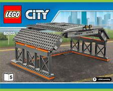 LEGO® CITY 60103 Große Flugschau Flugzeug-Hangar Halle Flughafen NEU