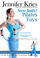 Jennifer Kries - New Body Pilates Toys Exercise Video on DVD
