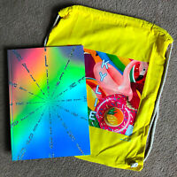 KYLIE MINOGUE * SUMMER 2019 TOUR BOOK / PROGRAMME + BAG * BN * STEP BACK IN TIME