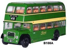 Bristol Lodekka LD1 SR - Bristol 1/76 British Bus