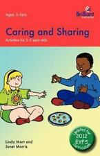 Caring and Sharing: Activities for 3-5 Year Olds - 2nd Edition (Paperback or Sof