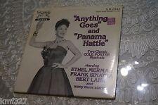 Ethel Merman & Frank Sinatra - Anything Goes / Panama Hattie LP Sandy Hook 1981