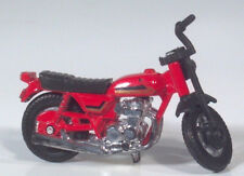 "Vintage 1980s Motorcycle 2.5"" Diecast Scale Model"