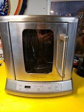 Cuisinart Stainless Steel Vertical Countertop Rotisserie Oven CVR-1000