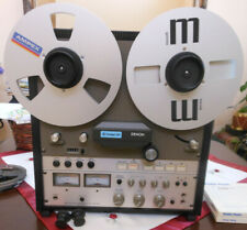 Denon Dh-510 Reel To Reel Tape Recorder, Tested but never used recorder