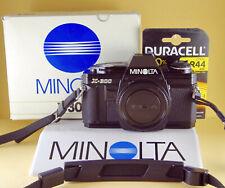MINOLTA X-300 n°3 - Testé Révisé-Mousses neuves- Serviced - New seals