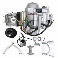 125cc Semi Auto Electric Engine Motor 3 Speed Reverse Clutch for ATV Go Kart  XQ