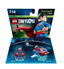 LEGO Dimensions Fun Pack DC Superman 71236 Plattformunabhängig NEUWARE