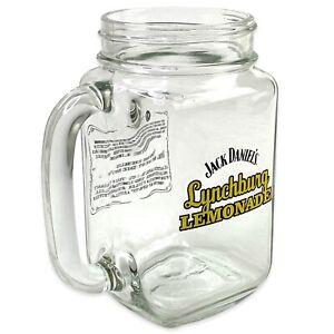 Jack Daniels Lynchburg Lemonade Henkel Schraub-Glas Cocktail Whiskey