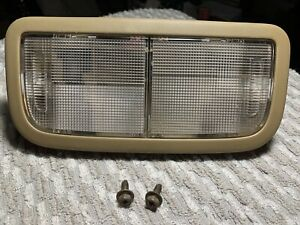 Honda Civic Fit Insight Pilot OEM interior dome courtesy map light brown