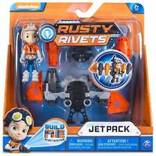 Nickelodeon - Rusty Rivets - Jet Pack Build Pack - Brand New
