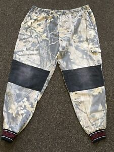 BUNKERED GEAR CAMO PANTS - L