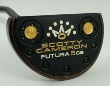 CUSTOM Scotty Cameron Futura 5cb - Oil Rubbed Bronze PVD Finish - LEFT HANDED
