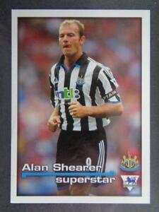 Merlin Premier League 2001 - Superstar Alan Shearer Newcastle United #312
