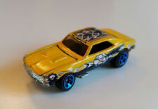 Hot Wheels CAMARO 1967 Mattel Speed Machines Macchina Car Vintage