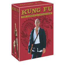 Kung Fu: The Complete Series DVD Boxed Set Collection Seasons 1 2 3 New!
