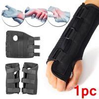 Wrist Hand Brace Support Carpal Tunnel Splint Arthritis Sprain-Stabilizer/