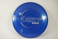 Rampage Pinnacle 1st Run 174g Blue Swirly Legacy New *Prime*  Disc Golf Rare