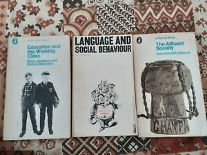 3 psychology books