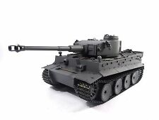 Complete Metal 1/16 Mato Tiger I RTR Version Infrared RC Tank Grey Color 1220