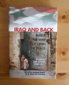 SIGNED IRAQ ORHA EXECUTIVE OFFICER BOOK
