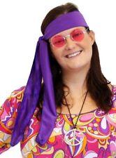1960's/1970's, NEW HIPPY KIT Headband, specs & CND/Peace Logo necklace