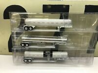 HO Scale 1:87 Hot Oil, Petroleum, and Propane Tankers Lot of 3 RTR New