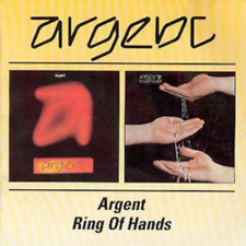 Argent/Ring of Hands (US IMPORT) CD NEW